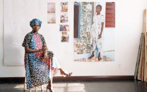 Njideka Akunyili Crosby récompensée par le Smithsonian