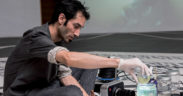 Hicham Berrada nommé pour le prix Marcel Duchamp 2020