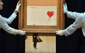 [Marché de l'art] Le jour où… Banksy a pris le contrôle des enchères