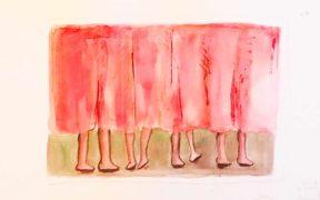[Work in progress] Traverser le miroir avec Amina Benbouchta