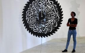 [Story] La calligraphie dans l'art contemporain, un acte de subversion ?