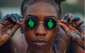 [Portfolio] Delphine Diallo, black consciousness