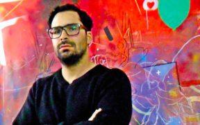 [Portrait] Thameur Mejri, la peinture au poing