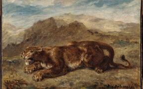 [Actu] Eugène Delacroix (enfin) au Musée Mohammed VI