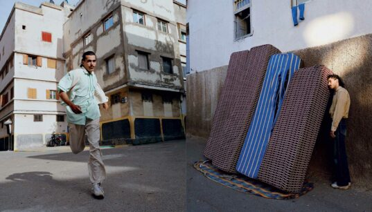 [Portfolio] Karim Chater, leçon de style beldi