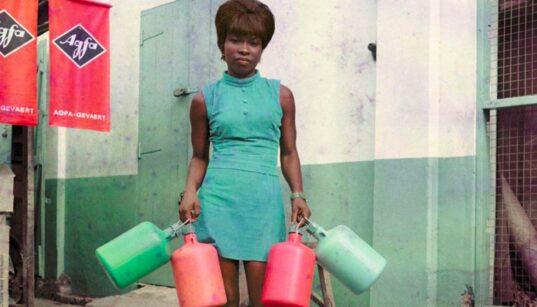 [Portrait] James Barnor, pionnier discret de la street-photography africaine